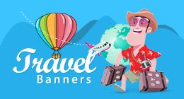 Travel Banner Sets