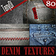Various Denim Textures | Bundle - GraphicRiver Item for Sale