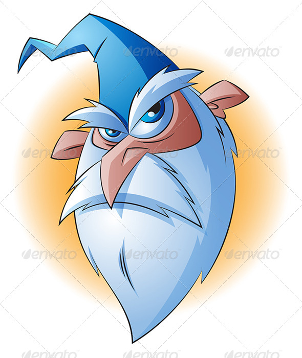 GraphicRiver Angry Wizard 8039951