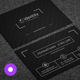 Minimal Business Card 034 - GraphicRiver Item for Sale