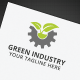 Green Industry Logo - GraphicRiver Item for Sale