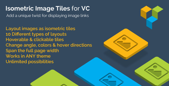 CodeCanyon Isometric Tiles Plugin for Visual Composer 8040402