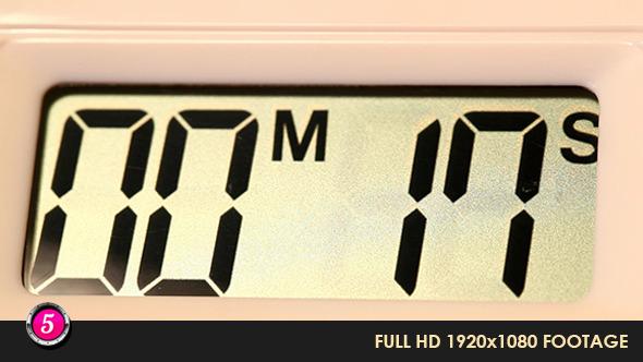 Digital Timer 20