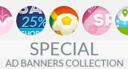 Special Ad Banners Collection