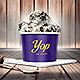 Photorealistic Ice Cream Cup Mock-Ups - GraphicRiver Item for Sale