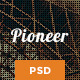 Pioneer - One Page PSD Template - ThemeForest Item for Sale