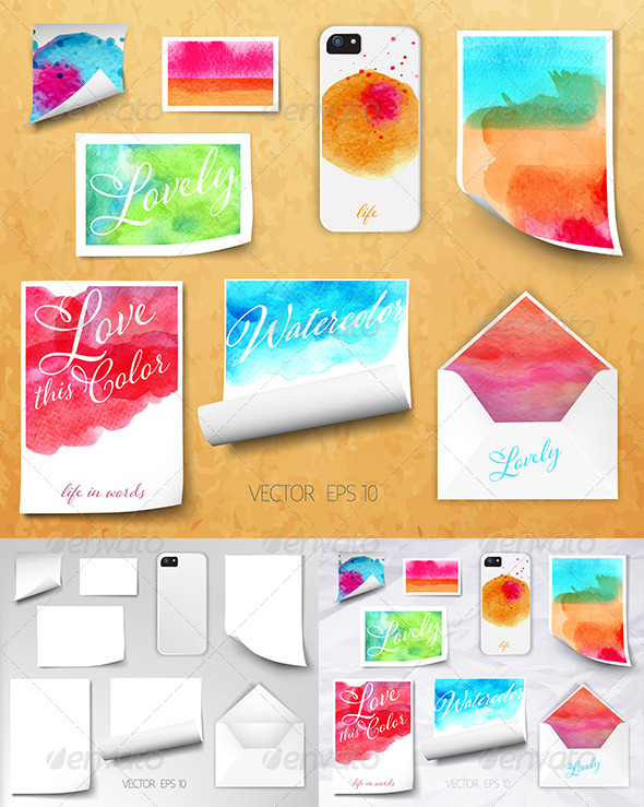 Template Paper Design