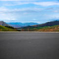 Road and mountain background (you can do car ads background) - PhotoDune Item for Sale