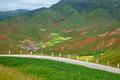 Highway Mountains farmland - PhotoDune Item for Sale