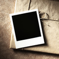 polaroid style photo frame - PhotoDune Item for Sale