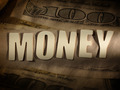 The word Money on paper background - PhotoDune Item for Sale