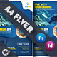 Ocean Diving Flyer Templates - GraphicRiver Item for Sale