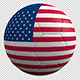3D Soccer Balls with Flags Pack 3 - VideoHive Item for Sale