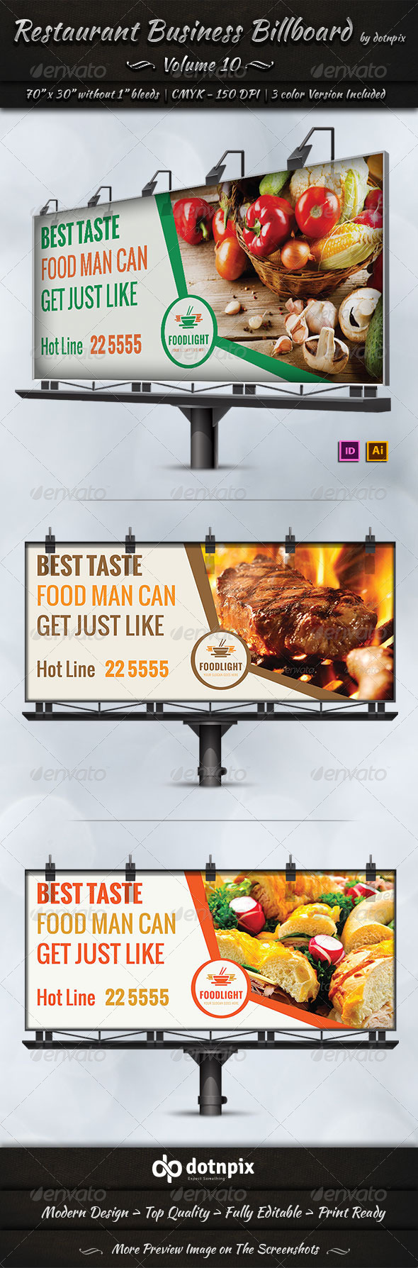 Restaurant Business Billboard Volume 10