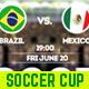 Brazil Soccer Cup Facebook Timeline vol.2 - GraphicRiver Item for Sale