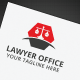 Lawyer Office Logo - GraphicRiver Item for Sale