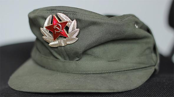 Communist Military Cap