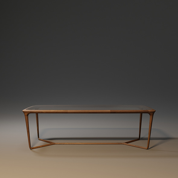 Ceccotti Obi table - 3DOcean Item for Sale
