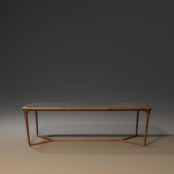 3DOcean Ceccotti Obi table 8046078