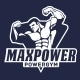 Powergym Logo - GraphicRiver Item for Sale