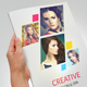 Beauty Care & Salon Bi-fold Brochure Template - GraphicRiver Item for Sale