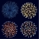 Set of Fireworks - GraphicRiver Item for Sale