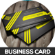 Dreamland Creative Business Card v-03 - GraphicRiver Item for Sale