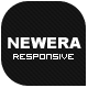 NEWERA - Smart Portfolio and Business Theme - ThemeForest Item for Sale