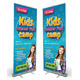 Kids Summer Camp Banner Template 02 - GraphicRiver Item for Sale