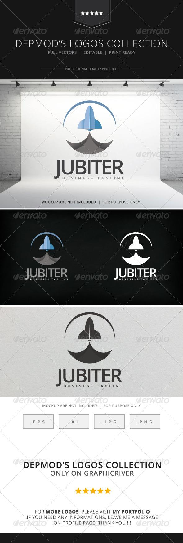 GraphicRiver Jubiter Logo 8047286