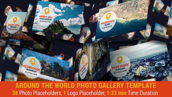 Around The World Photo Gallery