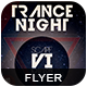 Trance Night Flyer - GraphicRiver Item for Sale