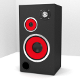 3-Way Speaker - 3DOcean Item for Sale