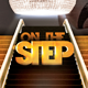 On The Step Flyer Template - GraphicRiver Item for Sale