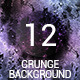 12 Grunge Backgrounds-V.2 - GraphicRiver Item for Sale