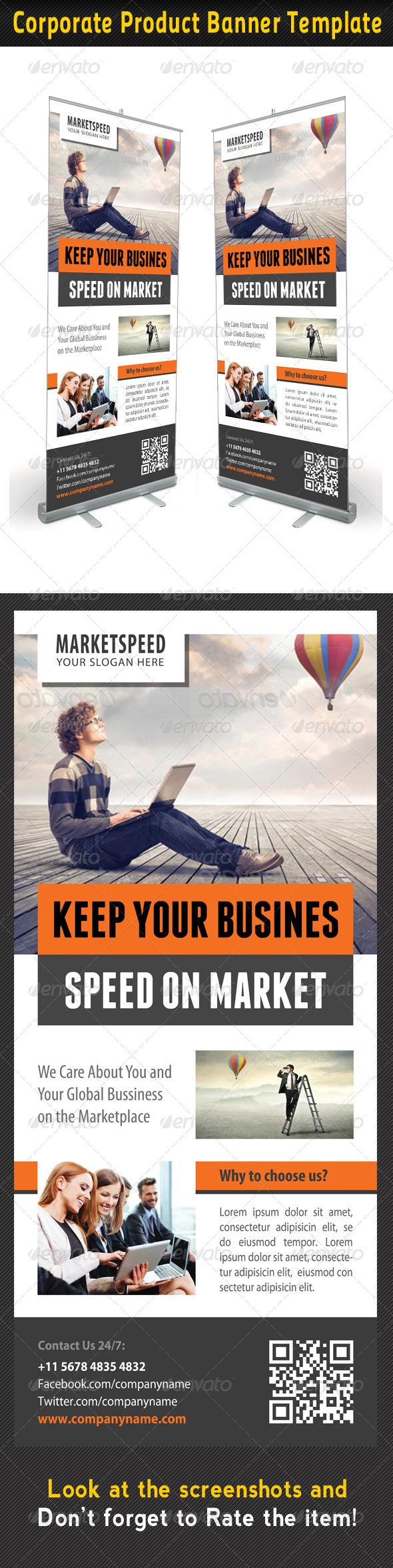 GraphicRiver Corporate Multipurpose Banner Template 64 8048297