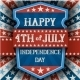 Patriotic Background with Shield - GraphicRiver Item for Sale