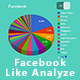 Facebook Like Analyze
