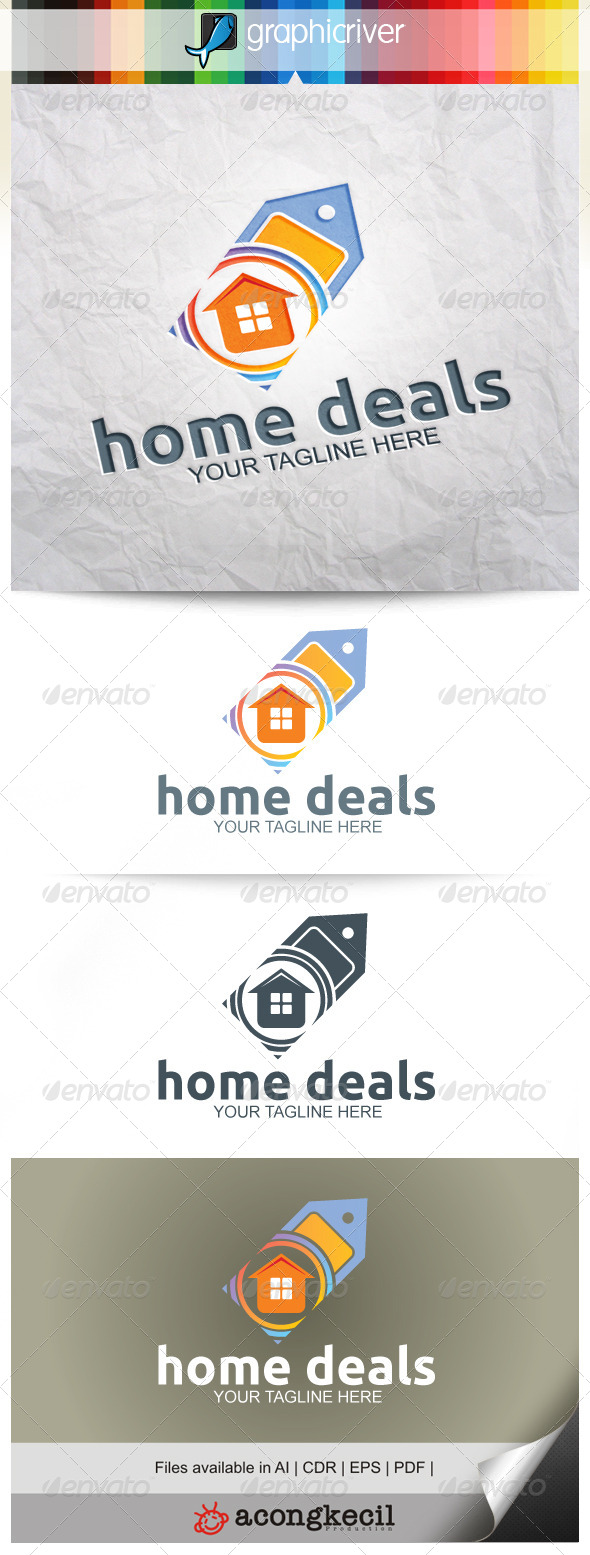 GraphicRiver Home Deals 8048589