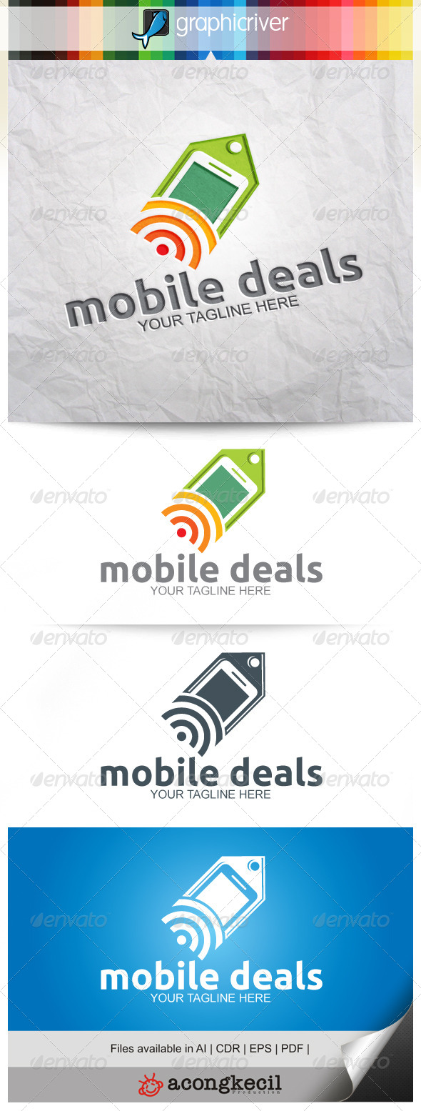 GraphicRiver Mobile Deals 8048847
