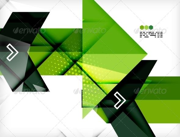 GraphicRiver Futuristic Modern Background 8048959