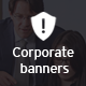 Multi Purpose Corporate Banner Set - GraphicRiver Item for Sale