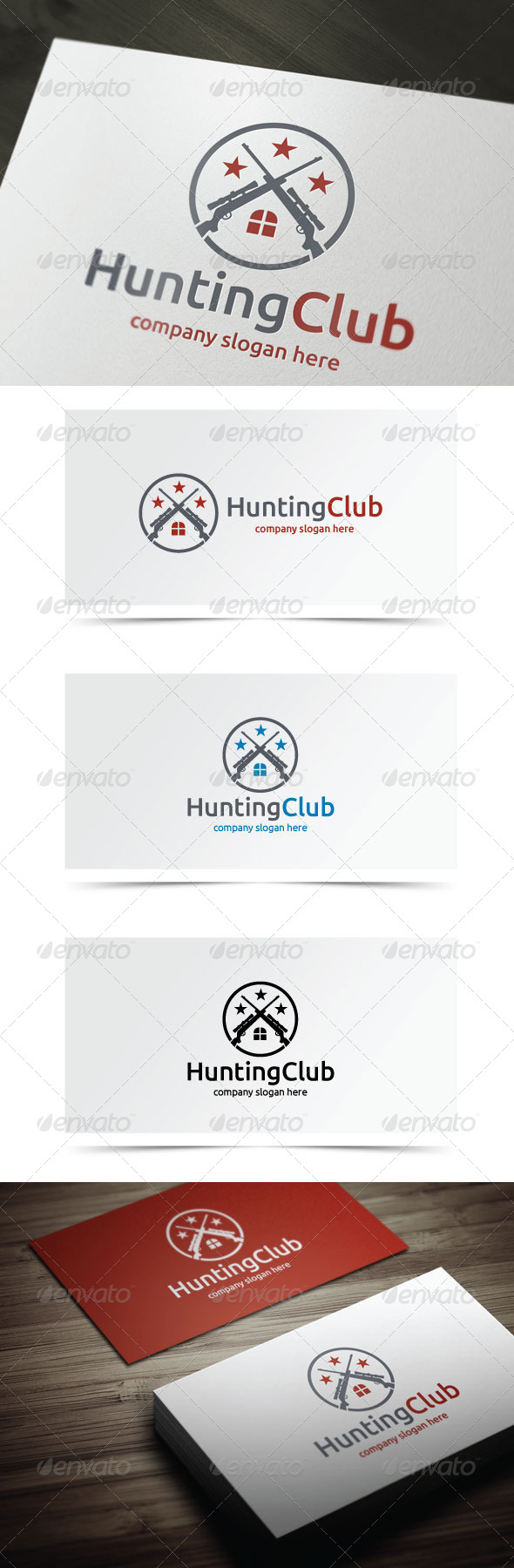GraphicRiver Hunting Club 8049599