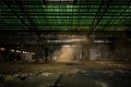 Large empty hall with concrete walls - PhotoDune Item for Sale