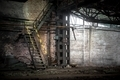 Abstract detail of rusty stairs - PhotoDune Item for Sale