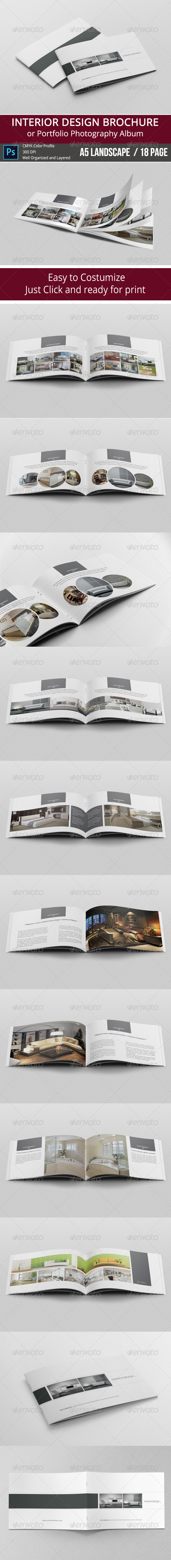 GraphicRiver A5 Brochure Catalogue Booklet 8049892