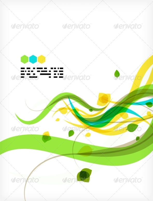 GraphicRiver Floral Background Design 8050059