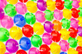 Colorful plastic cups for latex balloon - PhotoDune Item for Sale