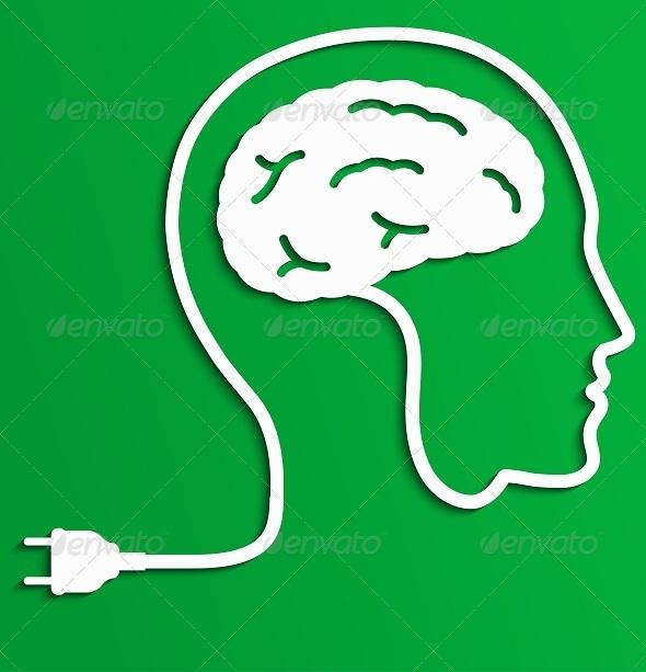 GraphicRiver Thinking man 8050213