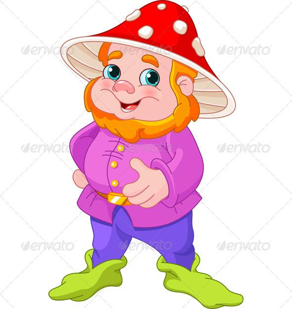 GraphicRiver Gnome 8051029